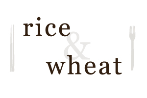 rice and wheat
