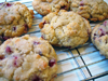 Lemon Berry Scones