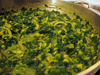Lentils with Spinach (Saag Dhal)