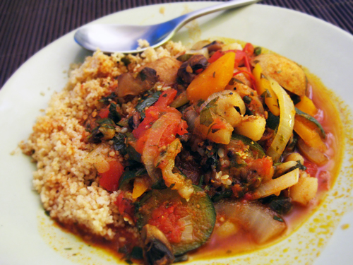 Vegetable tagine moroccan vegetable stew rice and wheat my forumfinder Gallery